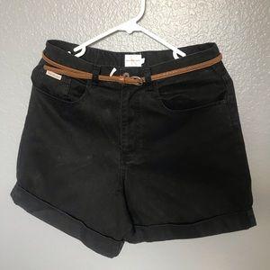 Calvin Klein shorts. Size 8